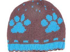 Ravelry: Dog Paw for Dog Lovers pattern by Iryth Ferrandino