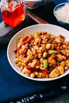 Kung Pao Chicken, by thewoksoflife.com