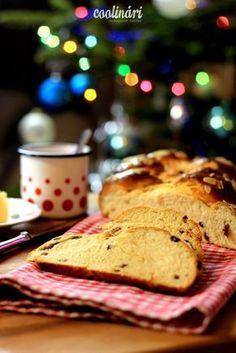 recept, domáca vianočka