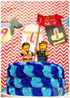 Deliciously Darling | The Lego Movie | Birthday Party | Birthday Cake