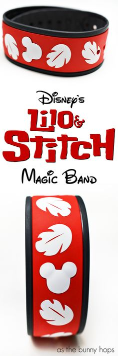 Hit Walt Disney World in adorable Lilo-themed style with this easy Lilo and Stitch Magic Band update! Includes Silhouette cut file!