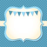 Baby Boy Shower Card - Download From Over 51 Million High Quality Stock Photos, Images, Vectors. Sign up for FREE today. Image: 44496669