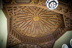 Powell library, UCLA, Los Angeles, CA