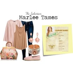"""Marlee Tames"" by charlizard on Polyvore"