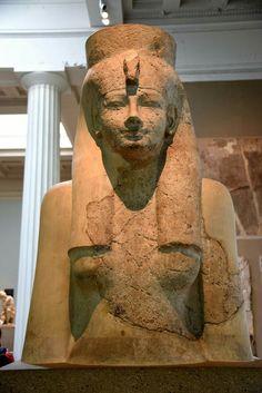 The Goddess Hathor.