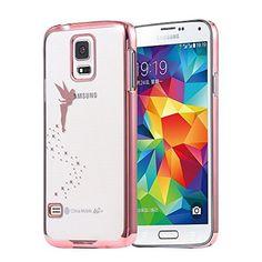ECENCE Samsung Galaxy S5 i9600 S5 Neo S5 Plus Durable Hard Skin Case Cover chrome effect fairy rose gold 14020506, http://www.amazon.ca/dp/B01EJQKQM2/ref=cm_sw_r_pi_awdl_.rqpxb7ACV578