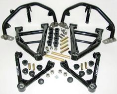 97-03 Ford F150 Long Arms CST lift kit with Coil Overs