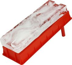 """Urban Trend Ice Luge Single Track 30509 by Urban Trend. $16.55. Ice Luge - Single TrackFits most freezers.Plastic. Measures 10.85"""" x 4.13"""" x 16.75""""."""