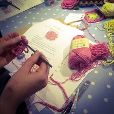 Learn to Crochet taught by our lovely Rowan Tutor Sophia Tea Cakes, Learn To Crochet, Rowan, Dressmaking, Needle Felting, Workshop, Jewelry Making, Paper Crafts, Gift Wrapping