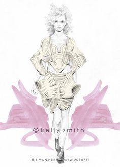 Birdy & Me : Illustrations & Musings by Kelly Smith