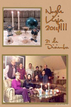 Adiós y gracias 2014!!! 31/12/14