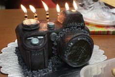 27 Best Camera Cakes For Your Photographer Images Camera Cakes