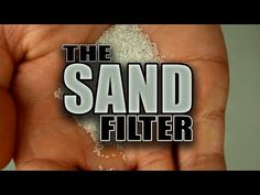 ▶ HOW TO: Build an aquarium sand filter - YouTube