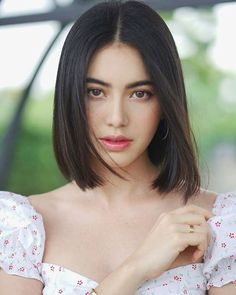 Bob Cut for Fine Straight Hair hair straight 20 Latest Bob Haircuts for Fine Hair Bob Haircut For Fine Hair, Bob Hairstyles For Fine Hair, Asian Bob Haircut, Asian Short Hairstyles, Blonde Hairstyles, Hairstyles 2018, Asian Hair Bob, Korean Hair, Hairstyles Pictures