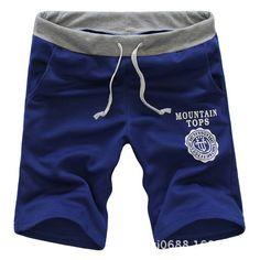 Men shorts new casual brand men's loose summer short pants men's beach short pants male five points men trousers short trousers