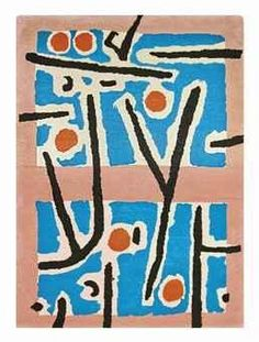 Paul Klee, Abstraction bleue