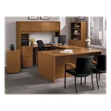 "Double Pedestal Rectangle Desk,7 2""x36""x29-1/2"", Cherry by Hon. $1060.57. Functionality that is Unbeatable.. Design is stylish and innovative.. Satisfaction Ensured. Valido laminate desking can be reconfigured quickly and easily as your office grows and expands. Ribbon-edged thermal-fused laminate is abrasion-resistant and stain-resistant over 1-1/2"" thick, solid-core, high-density particleboard. Full-pedestal design maximizes storage space. Cord management gromm..."