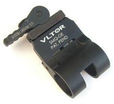 VLTOR SMQ-OE1 :: E-Series QD Offset Scout Mount