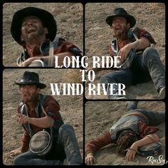 James Drury The Virginian losing it in Long Ride to Wind River Doug Mcclure, James Drury, Actor James, The Virginian, Tv Series, Tv Shows, River, Peanuts, Popcorn