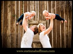 © Corinna Hoffman Photography - www.corinnahoffma... - Family Photo Session - Jacksonville, Florida - Jacksonville, FL Family Photographer - Twins