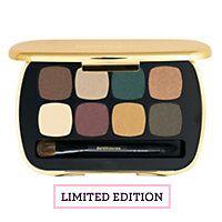 I love my bare essentials powder, eye shadow, lip liner, lipstick, gloss and Buxom lip gloss