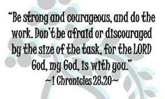 1 Chronicles 28:20