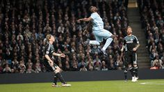 Micah Richards - I believe I can fly