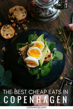 The Best Cheap Eats in Copenhagen
