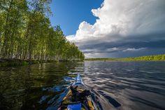 Finland, summer, travel, kayak, paddle, river, sunny, activity, sunshine, nature, lake, järvi, suomi, landscape, photography