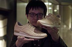 My favorite   ASICS GEL-Lyte III Designer Shigeyuki Mitsui Talks About Creating the Iconic Sneaker