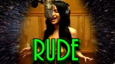 – Cover – Tori Matthieu – Ken Tamplin Vocal Academy What I really appreciate about Rude by Magic! is that it's good to see a single do so well . Singing Techniques, Vocal Exercises, Education For All, Singing Lessons, Never Stop Learning, Singers, Magic, Cover, Musicians