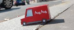HubHub bezorgservice ophalen en bezorgen van je online aankoop