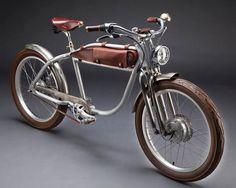 Ascot vélo électrique vintage par ItalJet