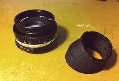 Use 3D printing to make a cheap tilt-shift camera lens adapter
