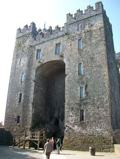 Bunratty Castle, Ireland - shotsbybecky's Photos