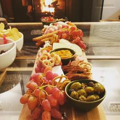 It would be nice to sit in front of the fire with one of these tonight!  #thatgrazinglife #grazingboxes #grazingboard #grazingtables #grazingplatter #grazingtableandcheeseboards #grazingboxesmelbourne #grazingtablesmelbourne