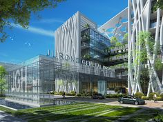 Jurong General Hospital - STH Health Architecture
