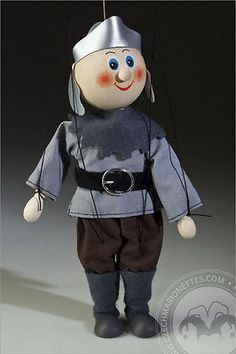 Knight-Marionette-Wooden-Toy-hand-made-in-Czech-Republic