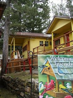 Shady Rest Motel ...Comfortable cabins located near Mt. Rushmore, Crazy Horse, Mickelson Trail, and much more. - Cabins