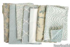 How Designer Charlotte Moss Decorates - Top Interior Decorators - House Beautiful - I love the colors