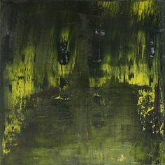 """Koen Lybaert; Oil, 2013, Painting """"abstract N° 630"""""""