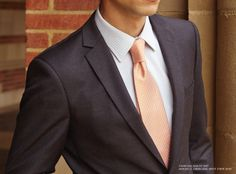 Tailored for you. Charcoal slim fit suit #menswear #suits #suitandtie