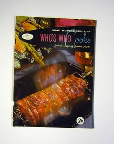 Good Housekeeping's Who's Who Cooks Cookbook