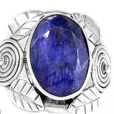 Hp 12/26indian Sapphire Ring