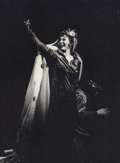 Sylvia Sass as Lady Macbeth in Verdi's opera Lady Macbeth, Divas, Opera, Inspiration, Fictional Characters, Biblical Inspiration, Opera House, Fantasy Characters, Inspirational