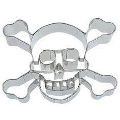 Skull Cookie Cutter