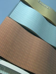 MGM Grand Macau Casino Macau, Vegas, Asia, Hotels, Gallery, Board, Travel, Viajes, Trips
