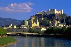 When I think of paradise and beauty, I think of Salzburg, Austria. I would absolutely love to go back.
