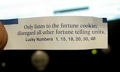 41 Freakin' Funny Fortune Cookie Fortunes   SMOSH
