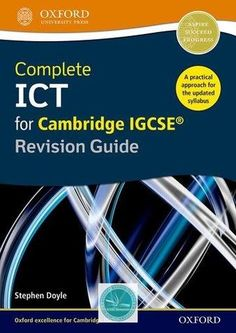 9780198357827 complete ict for cambridge igcse second edition complete ict for cambridge igcse revision guide second edition fandeluxe Gallery